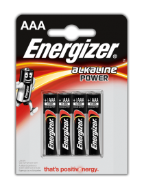 ENERGIZER POWER ALCALINA...
