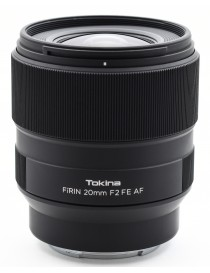 TOKINA FIRIN 20mm F/2.0 FE...