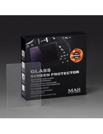 LCD PROTECTOR in CRISTALLO per Sony Alpha 6000 / A6300 / A6400 / A6600