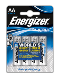 ENERGIZER ULTIMATE LITIO AA...