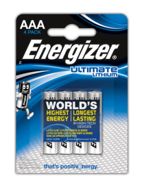 ENERGIZER ULTIMATE LITIO...