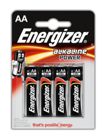 ENERGIZER POWER ALCALINA AA...