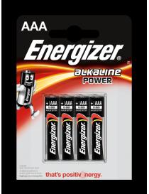 ENERGIZER POWER ALCALINA...