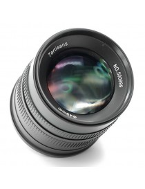 7ARTISANS 55mm f/1.4 per Leica TL Black