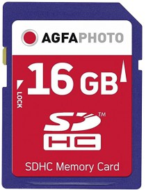 Memory Cards SDHC 16GB High...