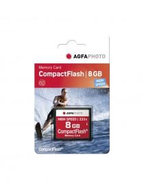 Compact Flash CF 8GB 233x...