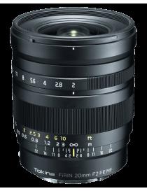 TOKINA FIRIN 20mm f/2.0 FE...