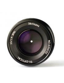 7ARTISANS 35mm f/1.4 per...