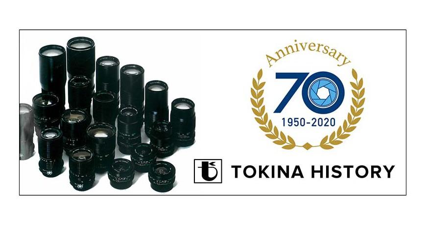 TOKINA FA LA STORIA: 1950-2020, 70 ANNI DI UN MARCHIO DI SUCCESSO